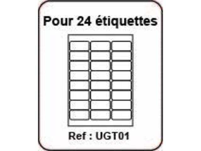 Relativ Etiquettes adhésives en planche | Fournisseurs industriels SS12