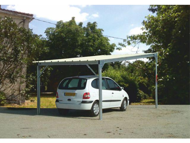 hangar pour voiture