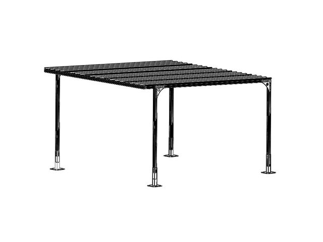 abri voiture carport voiture mod le carportmetal. Black Bedroom Furniture Sets. Home Design Ideas