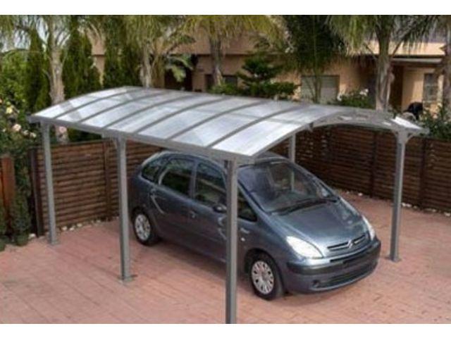 Abri voiture - Abri voiture aluminium ...