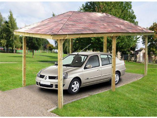 abri voiture ou pavillon id577 contact france abris. Black Bedroom Furniture Sets. Home Design Ideas