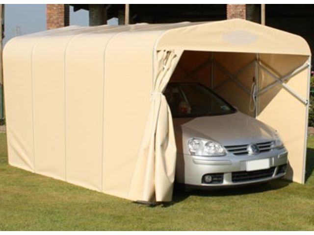 Amazing abri voiture pvc pliant xl with toile abri voiture for Garage en toile pas cher