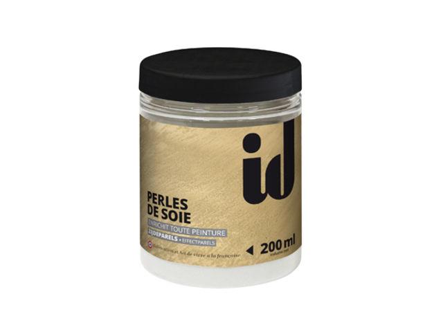 Additif pour peinture perles de soie contact - Peinture effet soie ...