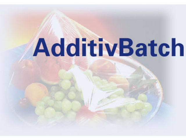AdditivBatch