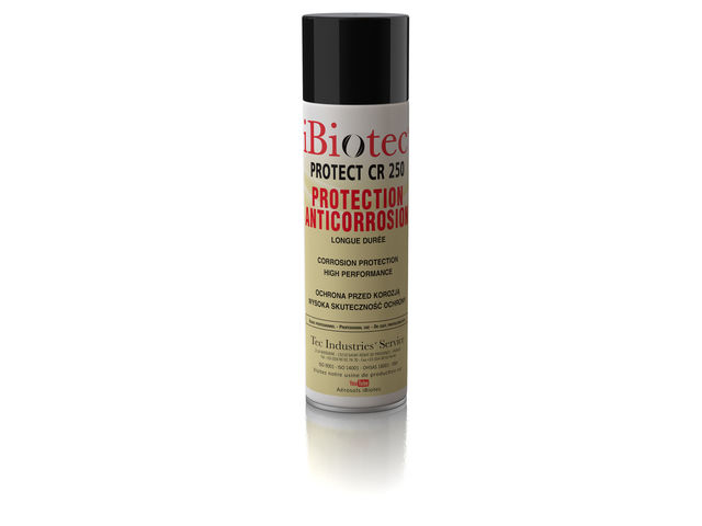 Aérosol CIRE DE PROTECTION ANTI CO iBiotec PROTECT CR 250