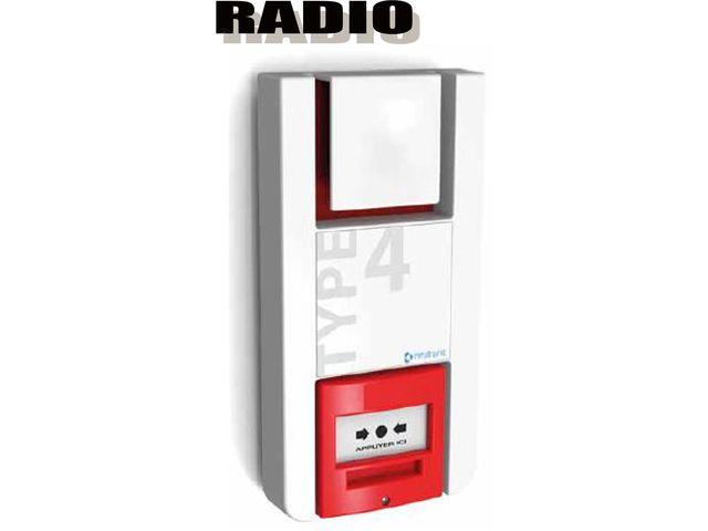 alarme type 4 autonome radio tr s longue port e 400 m tres contact mondial extincteur. Black Bedroom Furniture Sets. Home Design Ideas