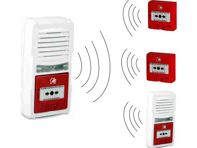 alarme type 4 radio finsecur iroise t4p r contact uni sat. Black Bedroom Furniture Sets. Home Design Ideas