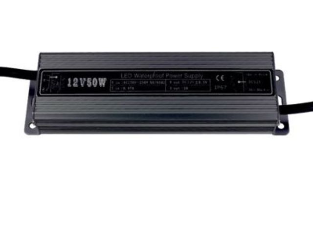 Alimentation 12V - de 20W à 120W - IP67 - FRANCE LED DIFFUSION - ByLED