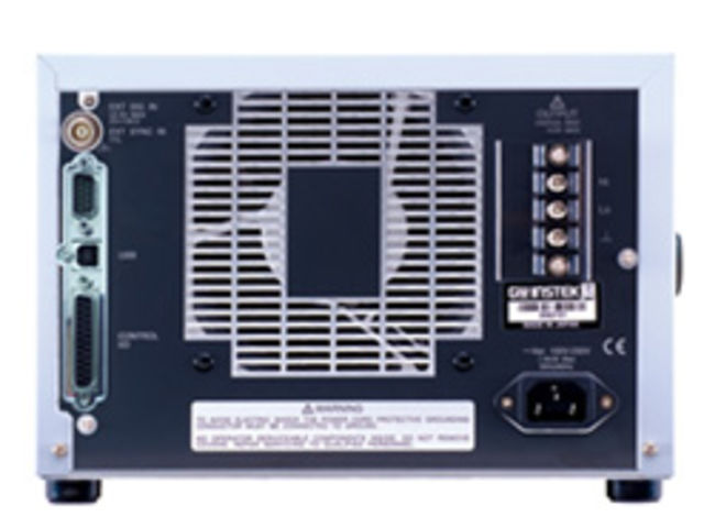 Alimentation alternative - continue programmable APS 1102A_DIMELCO_2