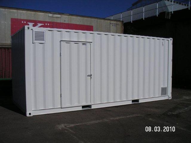 Amenagement Conteneur aménagement du conteneur 20' dv | contact france container trading