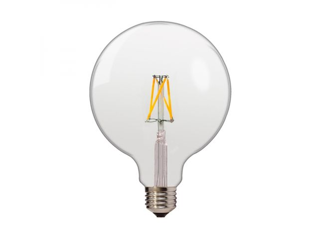 Ampoule E27 globe G125 filament LED 6,5W (50W) Optonica_LECLUBLED_1