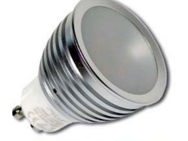 ampoule led 5w gu10 230v 120 contact ecoled design. Black Bedroom Furniture Sets. Home Design Ideas