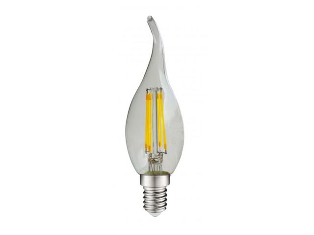 Ampoule LED E14 Filament 4W équivalent 35W_LECLUBLED_1