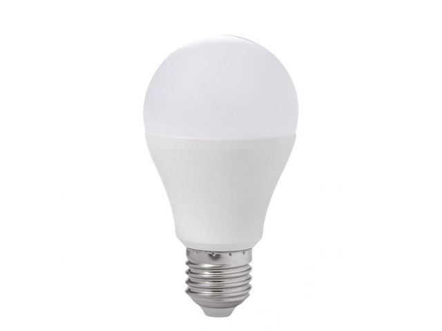 Ampoule led E27 6.5 watt (eq. 45 watt) - Couleur eclairage - Blanc chaud 3000°K