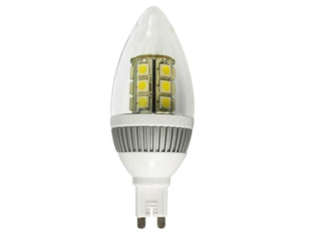 Ampoule led g9 flamme de 3w contact la lumiere led - Ampoule flamme led ...