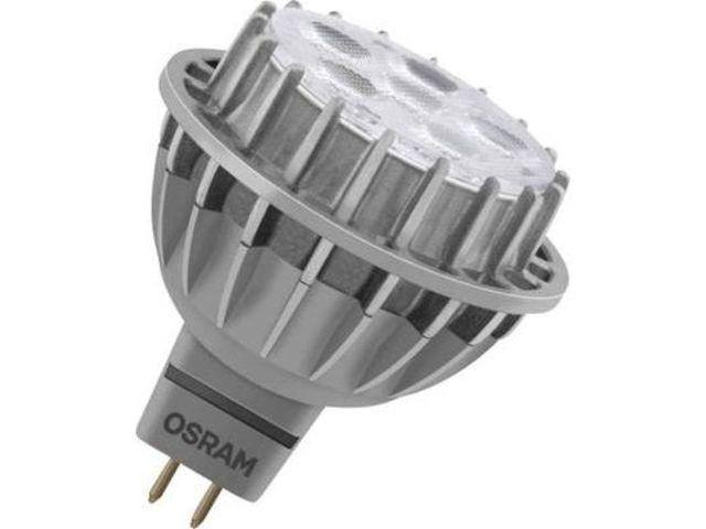 ampoule led gu5 3 osram 4052899945258 r flecteur 7 5 w 50 w blanc neutre x l 50 mm x 51 mm. Black Bedroom Furniture Sets. Home Design Ideas