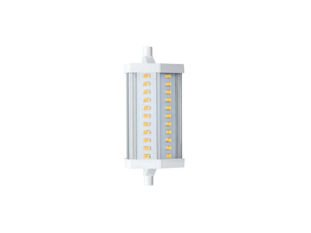 Led 118 Chaud Dimmable 3000°k R7s Couleur Watt 12 Mm Ampoule Blanc Eclairage zMqUSpV