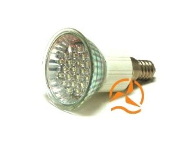 ampoule spot 21 leds 12 volts culot e14 clairage blanc. Black Bedroom Furniture Sets. Home Design Ideas