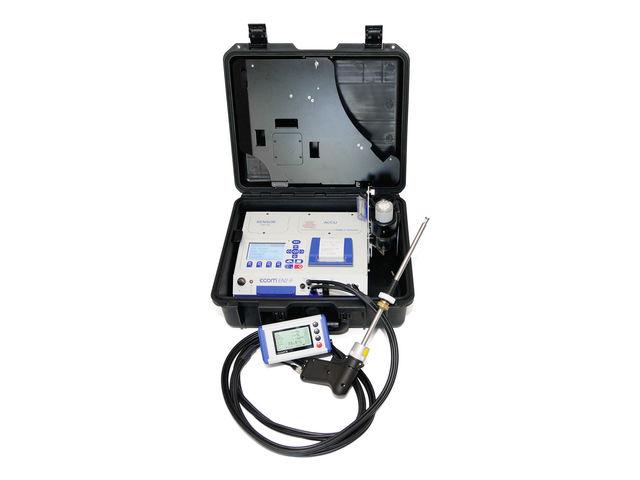 analyseur de combustion pour les techniciens voyageurs contact ecom. Black Bedroom Furniture Sets. Home Design Ideas