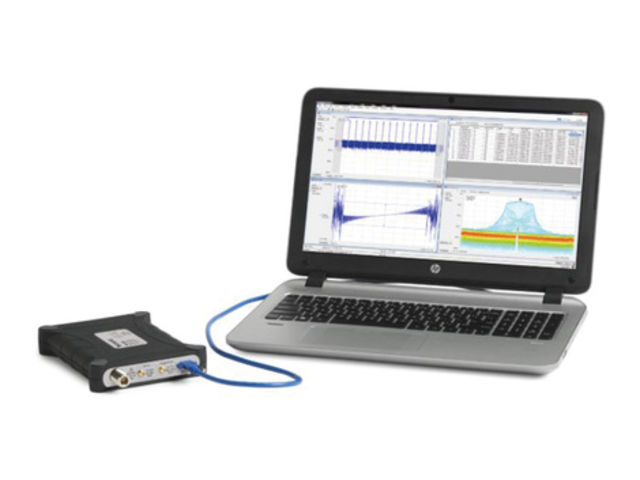 Analyseur de spectre portable USB 9 kHz - 6,2 GHz - RSA 306B - DISTRAME-TEKTRONIX