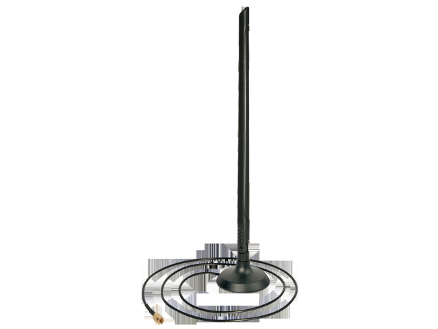Antenne wifi d 39 int rieur amplifi e 7dbi contact lindy france for Antenne hertzienne interieur