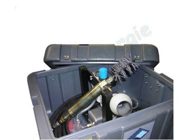 appareil de ramonage rotatif rototube pour tubes de chaudi res kit complet contact prosynergie. Black Bedroom Furniture Sets. Home Design Ideas
