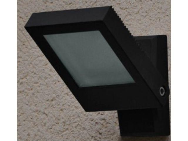 Applique murale orientable alu noire JADE: DEC/APM-4N | Contact LEDESIGN