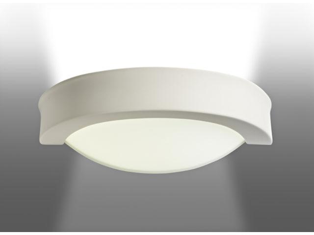 applique platre lara e27 classe 2 aric3021 contact sbf eclairage. Black Bedroom Furniture Sets. Home Design Ideas