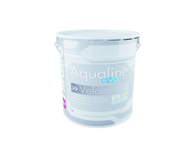 aqualine velours evo peinture d 39 aspect veloute a base de resine alkyde et acrylique en phase. Black Bedroom Furniture Sets. Home Design Ideas