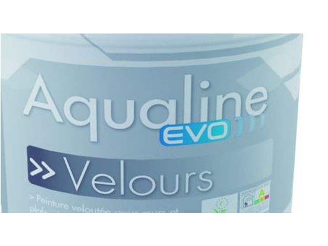 aqualine velours evo peinture d 39 aspect veloute a base de. Black Bedroom Furniture Sets. Home Design Ideas
