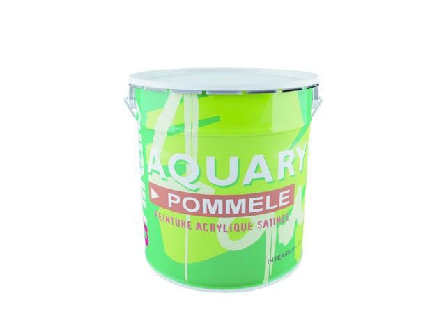 Aquaryl pommele peinture d 39 aspect satine a relief for Peinture en resine