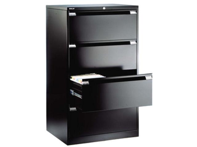 Armoire 3 tiroirs 2 rails pour rangement de dossier suspendus contact rangestock - Armoire a dossier suspendu ...