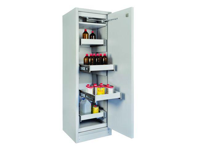 armoire anti feu 1 ou 2 portes 90 min avec 4 tiroirs. Black Bedroom Furniture Sets. Home Design Ideas