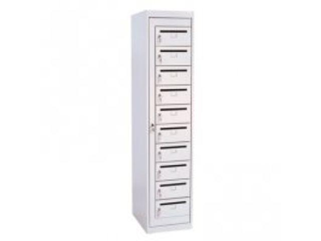 Armoire boite aux lettres visitable contact axess industries - Donne armoire gratuitement ...