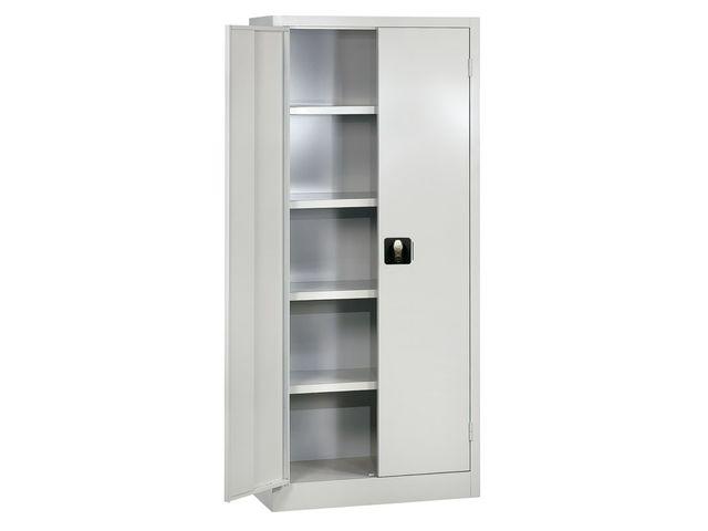 armoire bureau m tallique 5 niveaux contact setam rayonnage et mobilier professionnel. Black Bedroom Furniture Sets. Home Design Ideas