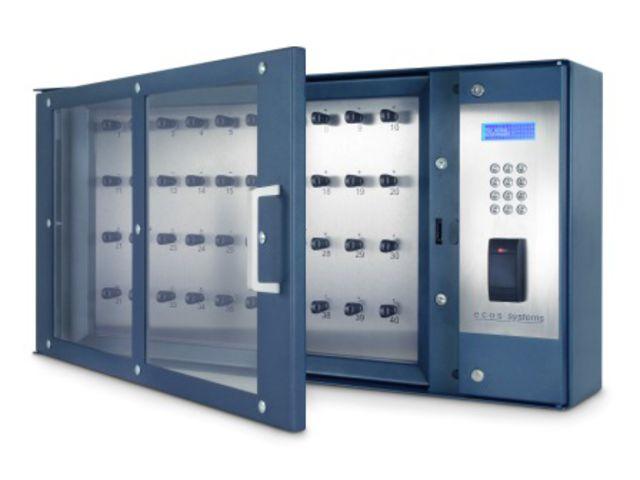 Armoire lectronique de gestion de cl s ecos secure contact taneos ecos systems - Armoire a cle electronique ...