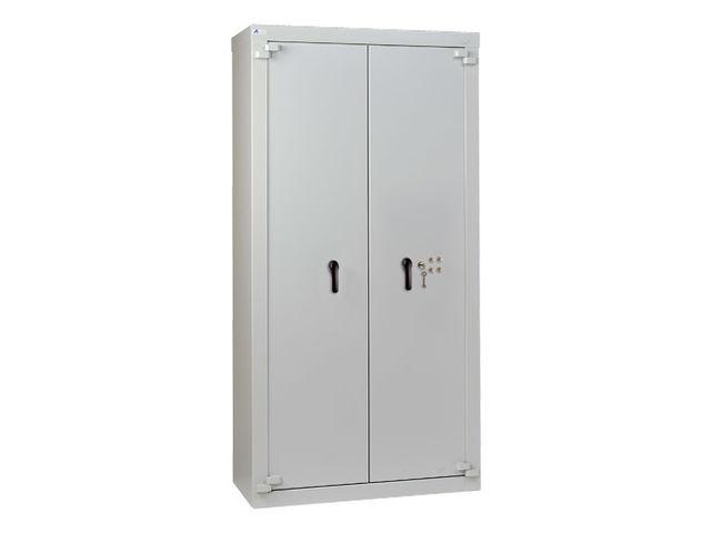 armoire forte acial 780 litres serrure cl combinaison. Black Bedroom Furniture Sets. Home Design Ideas
