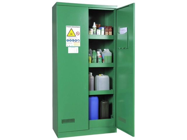 armoire phytosanitaire : gamme asn | contact cyltec