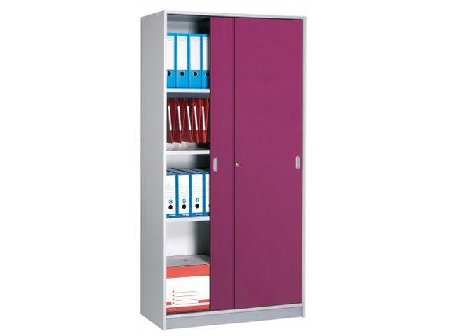 armoire portes coulissantes couleurs hauteur 180 cm contact maxiburo. Black Bedroom Furniture Sets. Home Design Ideas
