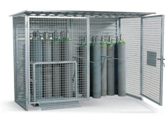 armoire pour bouteilles de gaz gs 305 contact denios. Black Bedroom Furniture Sets. Home Design Ideas