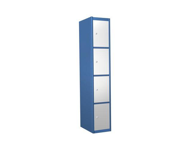 armoire vestiaire en kit 4 portes contact cegequip. Black Bedroom Furniture Sets. Home Design Ideas