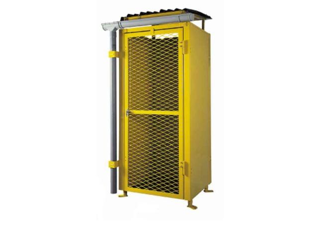 armoires pour le stockage de bouteilles de gaz s rie led. Black Bedroom Furniture Sets. Home Design Ideas