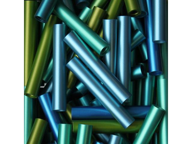 Aspect m tallique effet aluminium galvanis anodis - Peinture effet aluminium ...