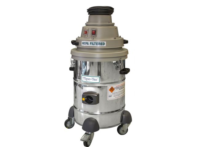 Aspirateur boulangerie ATEX pour zone 22 cat 3 TIGER-VAC_GEDO FRANCE_1
