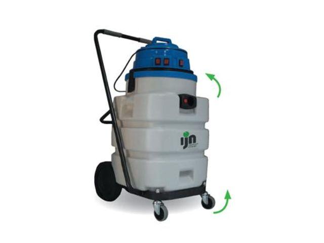 aspirateur eau et poussiere cuve polyethylene 440 cplb ijn contact protoumat. Black Bedroom Furniture Sets. Home Design Ideas