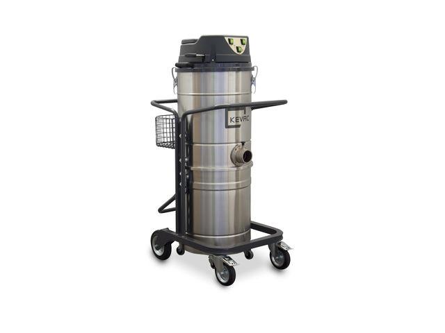 aspirateur industriel km3 kevac monophas 3kw copeaux eau huile poussi re multi fonction. Black Bedroom Furniture Sets. Home Design Ideas