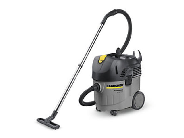 aspirateur professionnel eau et poussi res 35 l karcher contact raja. Black Bedroom Furniture Sets. Home Design Ideas