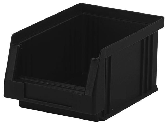 bac bec en plastique pelak 1608 cond noir contact walther faltsysteme gmbh. Black Bedroom Furniture Sets. Home Design Ideas