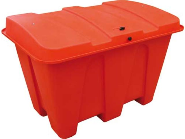 Bac a sel ou sable pehd 500 litres contact difope - Bac sable plastique ...