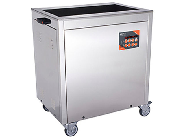 bac de nettoyage par ultrasons sonica 130 litres contact ac graciotti. Black Bedroom Furniture Sets. Home Design Ideas